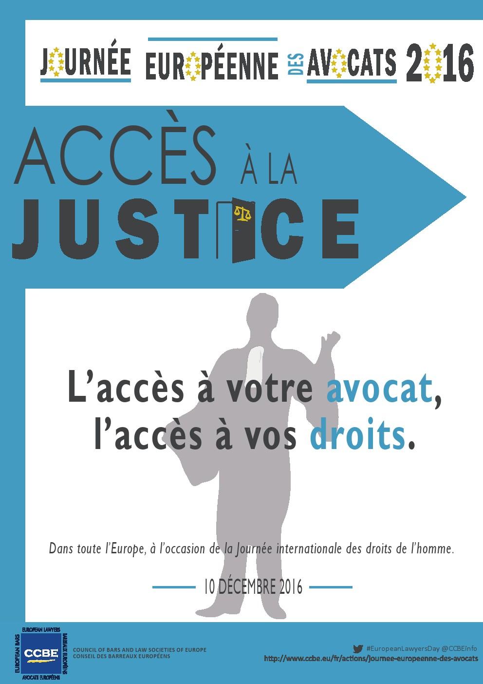 Journ e europ enne des avocats ordre des avocats de bayonne - Comment trouver un avocat commis d office ...